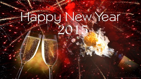happy new year 2015 wallpaper | 9To5Gifs: Funny & Animated Gifs | Scoop.it