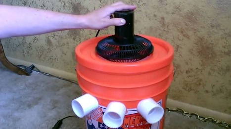 Feeling A Little Hot? Time To Make An Ice Cold Air Conditioner For Under $20 | Messenger for mother Earth | Scoop.it