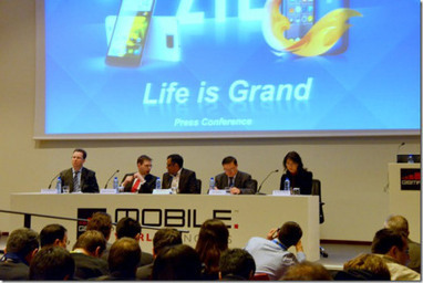 ZTE launches Grand Memo mega phone and announces shift in mobile industry – #mwc13 | Marketing & Innovation to create the future | Scoop.it