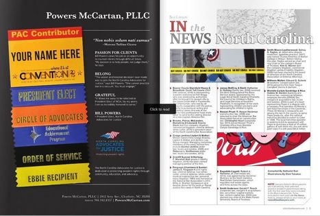 Powers McCartan PLLC Included in Best Law Firms List | DWI and DUI - Law and News | Scoop.it