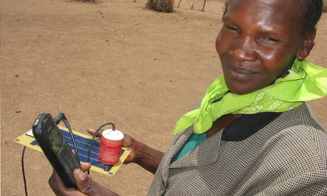 Solar is bringing a new world to women in Zimbabwe - NewsDay Zimbabwe | Solar Energy projects & Energy Efficiency | Scoop.it