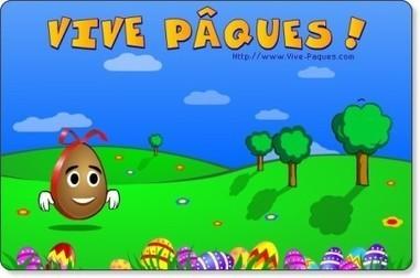 Un site à visiter pour Pâques | FLE enfants | Scoop.it
