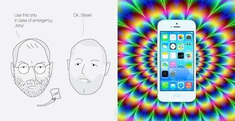 Electric Kool-Aid iOS 7 Test | TechCrunch | Daily Magazine | Scoop.it