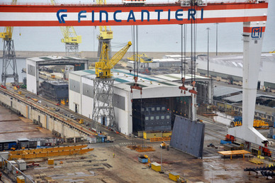 Fincantieri to pay 1.1 million - English | Asbestos | Scoop.it