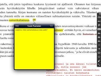 Lukio kämmenellä: Tekstipinot taskuun, osa I   Opeskuuppi   Scoop.it