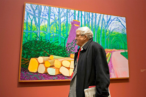 David Hockney Exhibition at Museum Ludwig ... - Art & Coin TV | Contemporary Art hh | Scoop.it