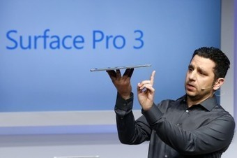 Microsoft lanceert tablet-PC die laptop 'overbodig maakt' | ICT showcase | Scoop.it