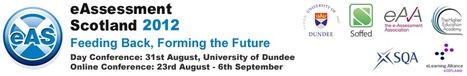 eAssessment Scotland | The eAssessment Event of the Year | Assessment in Higher Education: Challenges, Innovations and Conversations | Scoop.it