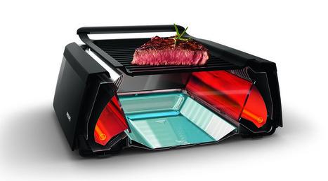 Philips Avance Collection HD6370: un barbecue électrique à infrarouge | AllMyTech | Scoop.it