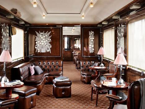 Un dîner à bord de l'Orient Express, ça vous dit ? | Gastronomie Française 2.0 | Scoop.it