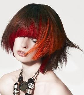 Two Tone Hair Color Ideas 2012   99 Hairstyles and Haircuts   Scoop.it