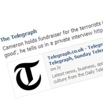 Syrian Electronic Army hacks Telegraph's Facebook and Twitter accounts | Social Media and its influence | Scoop.it