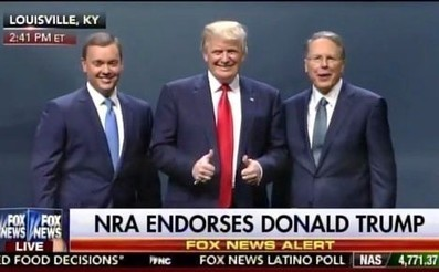 Una tríada INFAME: Donald Trump, Fox News y la Asociación Nacional del Rifle | MAZAMORRA en morada | Scoop.it