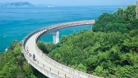 Hiroshima's Shimanami Kaido: One of the world's most incredible bike routes   Tokyo By Bike   Scoop.it