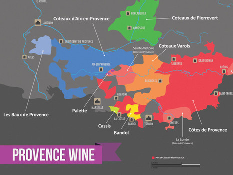 Wine Regions | Wine Folly | Mappe tematiche | Scoop.it