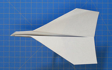 Fold N Fly ✈ The Stable   Paper Planes   Scoop.it