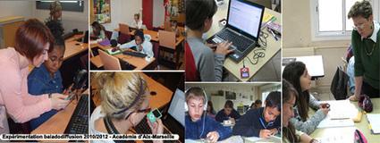 Académie d' Aix Marseille - Le numérique en classe | Carnet de voyage et de reportage intermédia | Scoop.it