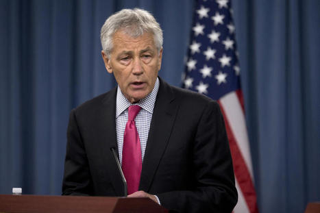 "Hagel: ""Wait to get the facts"" before acting on Syria 