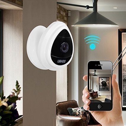 Portable Mini IP Camera, Uokoo 1280x720p Home Surveillance Camera Wireless IP Camera With Built In Microphone WiFi Security Camera, Baby Video Monitor Nanny Cam,Motion Detection | DatingGalz | QR Codes, Beacons & NFCs | Scoop.it