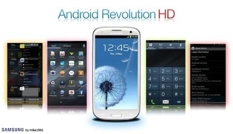Install Android Revolution HD v40.0 on Galaxy S3 I9300 Android 4.3 Jelly Bean Custom ROM | Android Custom Roms | Scoop.it