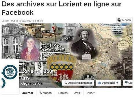 Histoire de Lorient sur Facebook | CGMA Généalogie | Scoop.it