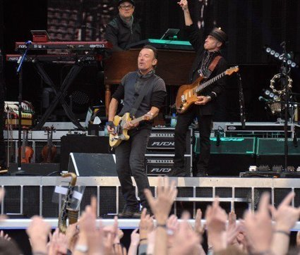 Dublin (Night 1) - Bruce Springsteen Official Site | Bruce Springsteen | Scoop.it