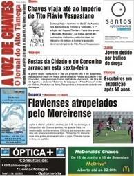 Jornal A Voz de Chaves | A sua Informação Regional Online | Jornais e Revistas | Scoop.it