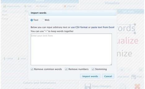 Tagul. Créer des nuages de mots interactifs | Outils, logiciels et tutos : de la curiosité à l'indispensable | Scoop.it