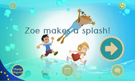 Zoe Makes a Splash - a Story for the  Environment | Developing as a teacher and manager | Scoop.it