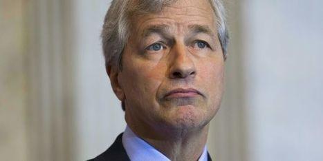 La rémunération du patron de JPMorgan s'envole de 35% à 27millions de dollars | Politique salariale et motivation | Scoop.it