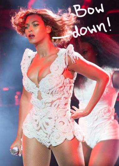 Beyoncé Proves To Be The Best Thing Made In America! Watch Her ... | Focus in business | Scoop.it