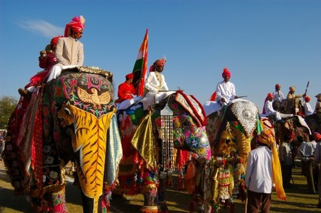 Have a colorful glimpse of Rajasthan with its colorful festivals | Rajasthan Tourism | Scoop.it
