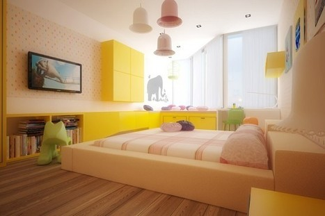 "Colorful Kids Rooms | Alexanian Carpet & Flooring - ""The World at Your Feet"" www.alexanian.com 