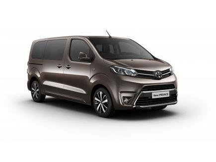 Toyota PROACE COMPACT 1.6D 95 Van Lease | Car News | Scoop.it