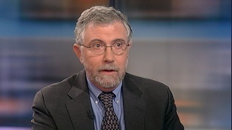 Paul Krugman: Paul Ryan 'Was Never a Man of Substance' | Open Mind & Open Heart | Scoop.it