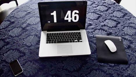 Un Américain consomme 11h de médias électroniques par jour | Le monde du mobile et ses nouveaux usages : news web mobile, apps en m sante  et telemedecine, m learning , e marketing , etc | Scoop.it