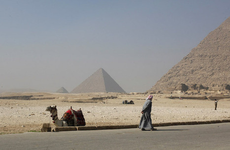 Pyramids of Egypt Aliens Theory Debunked? Scientists Say Building Technique ... - University Herald | Ancient Pyramids of Egypt | Scoop.it