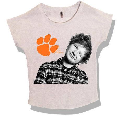 FREE SHIPPING Ed Sheeran Cut-Off Shirt Women's | New Collection | Scoop.it