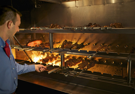 How this Brazilian Steakhouse is wooing meat lovers | News for Decision Makers - Food-services & Restaurants | Scoop.it
