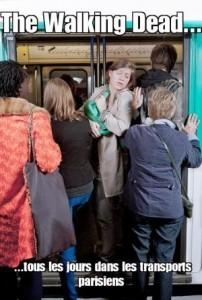 Détournement : les internautes font la pub de la RATP | CommunityManagementActus | Scoop.it