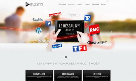 Les meilleures régies pour insérer de la publicité vidéo dans votre site web | Neadkolor.com | Articles du graphiste Nead Kolor | Scoop.it