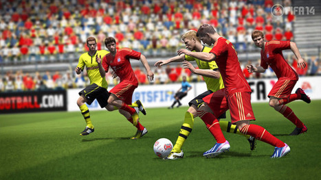 FIFA 14 could be headed to PS4, Xbox 720 as well | GameZone | AvatarGames.Wordpress.com | Scoop.it