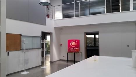 Vente Local industriel/Entrepôt 512 m² TOULOUSE (31200) | Pep'up convergence | Scoop.it