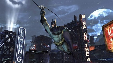 Believe It or Not, It's Just Me: On Batman: Arkham City | Transmedia: Storytelling for the Digital Age | Scoop.it