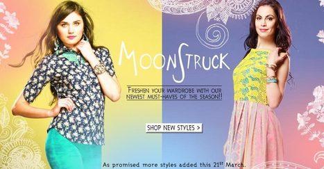 Shopnineteen: Women Online Shopping Clothing, Shoes, Shop19 Bags | Online shopping for Women | Scoop.it
