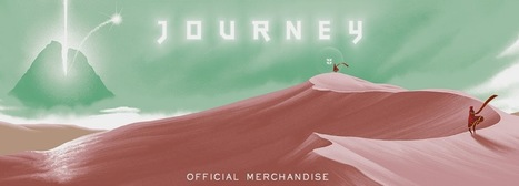 Journey Gets Exclusive Limited Edition Art Print On Vinyl | Playstation 4 (PS4) - PS4.sx | Playstation 4  |  PS4.sx | Scoop.it
