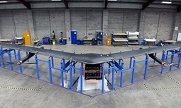 Facebook launches Aquila solar-powered drone for internet access | Urban Geotechnology | Scoop.it