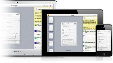 POPAPP | POP - Prototyping on Paper | Startup software | Scoop.it