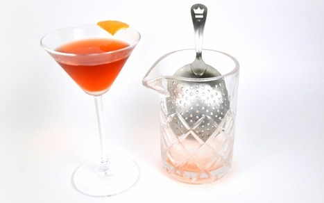 Negroni Cocktail | Cocktail Recipes | Scoop.it