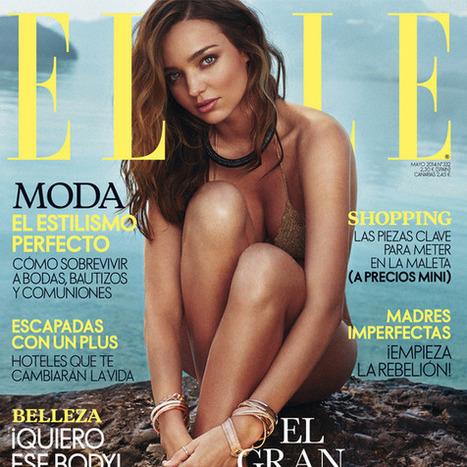 Versión online de la revista de moda, belleza y celebrities - ELLE.ES   moda   Scoop.it